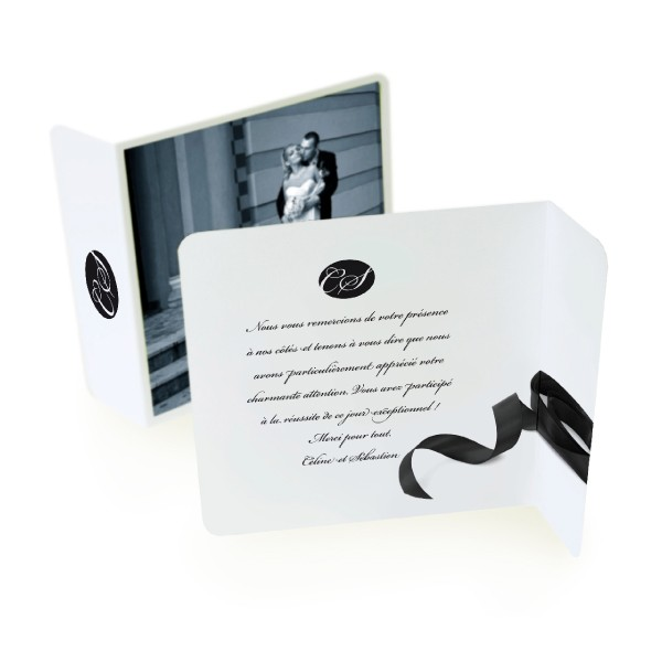 carte remerciement mariage original corset. Black Bedroom Furniture Sets. Home Design Ideas