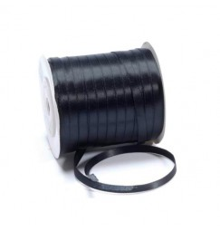 6mm black ribbon