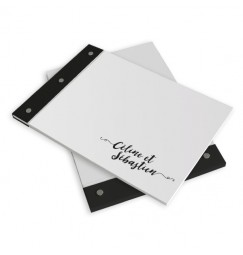 Wedding book love letter